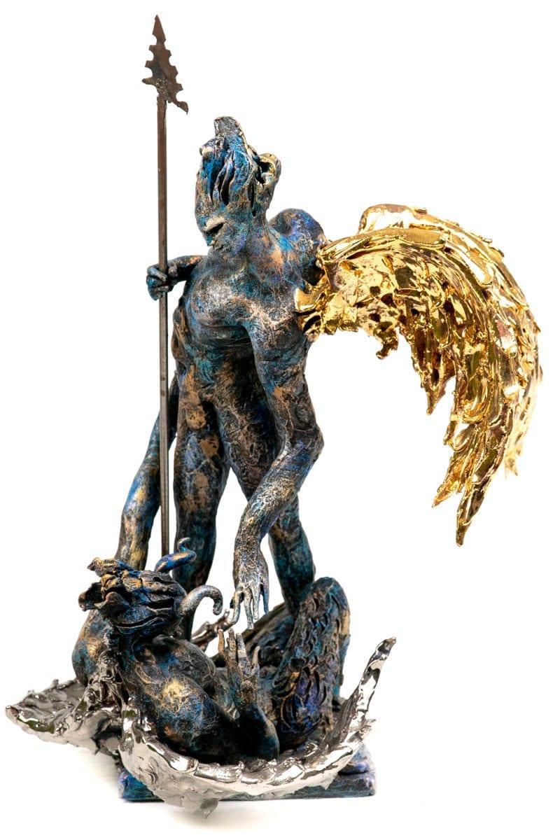 San Michele e Lucifero