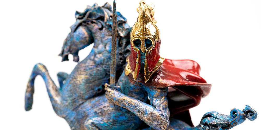 Spartano a Cavallo